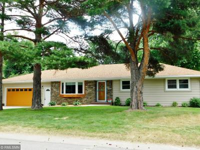 Saint Michael Single Family Home For Sale: 112 Willow Drive SW