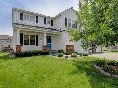 Shakopee Single Family Home For Sale: 3425 Baneberry Circle
