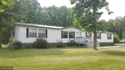 Milaca MN Single Family Home Contingent: $199,900
