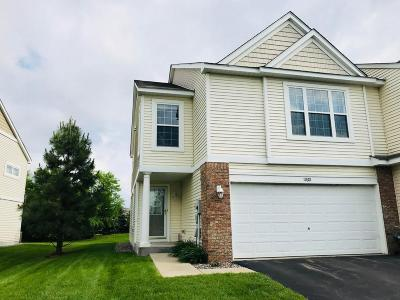 Maple Grove Condo/Townhouse For Sale: 17601 70th Place N