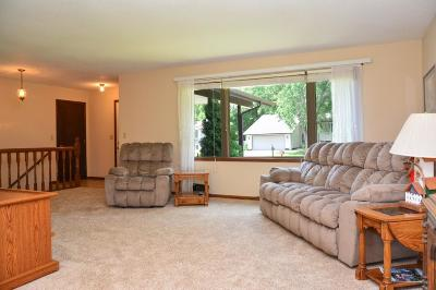 Shoreview Single Family Home For Sale: 4868 Kent Drive