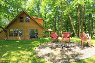 Fifty Lakes Single Family Home For Sale: 16987 N Eagle Lake Road