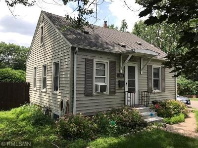 Crystal Single Family Home For Sale: 4367 Welcome Avenue N