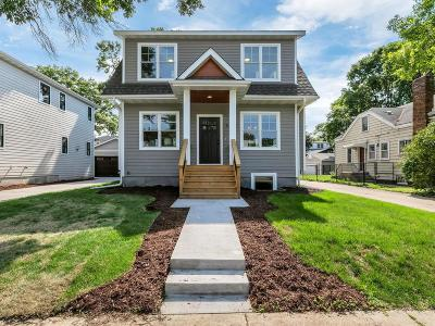 Single Family Home For Sale: 5407 Xerxes Avenue S