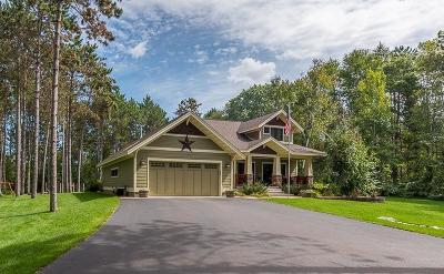 Brainerd Single Family Home For Sale: 19304 Woods Edge Trail