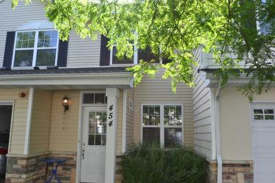 Bloomington Condo/Townhouse For Sale: 454 W 84th Street