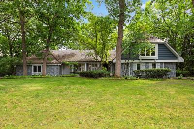 Edina Single Family Home For Sale: 6421 Willow Wood Road
