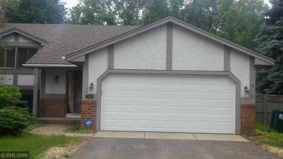 Circle Pines Single Family Home For Sale: 3802 97th Lane NE