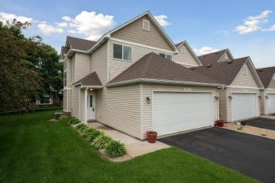 Anoka County, Carver County, Chisago County, Dakota County, Hennepin County, Ramsey County, Sherburne County, Washington County, Wright County Condo/Townhouse For Sale: 12146 Xylite Street NE #A