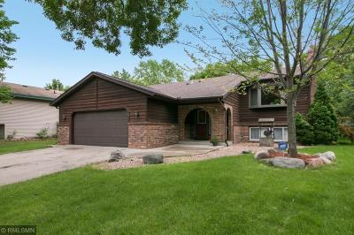 Vadnais Heights Single Family Home For Sale: 745 Greendale Lane