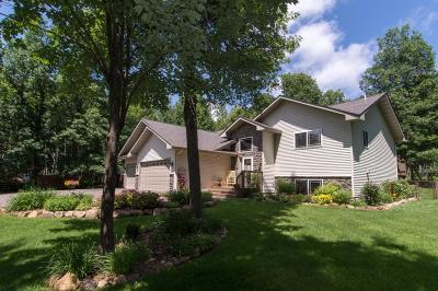 Nisswa Single Family Home For Sale: 2449 Cottagewood Drive