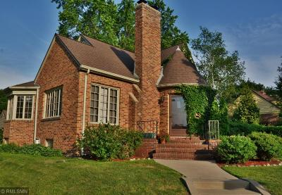Single Family Home For Sale: 401 Upton Avenue S