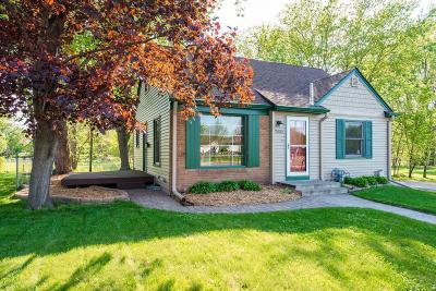 Saint Louis Park Single Family Home For Sale: 2800 Virginia Avenue S