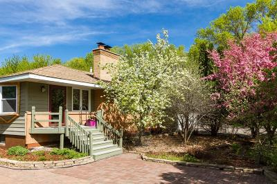 Edina Single Family Home For Sale: 4104 France Avenue S