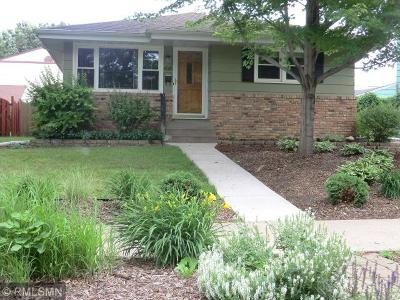Robbinsdale Single Family Home Sold: 4020 France Avenue N