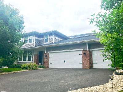 Brooklyn Park Single Family Home For Sale: 10037 Toledo Drive North