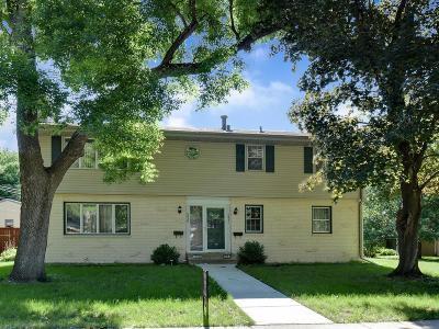 Minneapolis Multi Family Home For Sale: 5029 Sheridan Avenue S