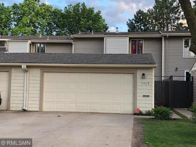 Brooklyn Park Condo/Townhouse For Sale: 6462 Welcome Avenue N