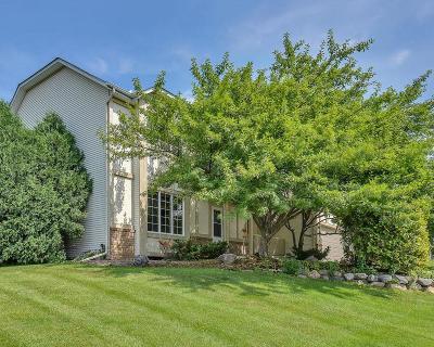 Eden Prairie Single Family Home For Sale: 17833 Cascade Drive