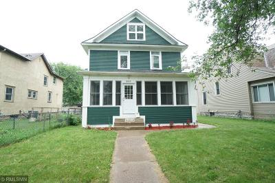 Minneapolis Single Family Home For Sale: 3313 3rd Avenue S