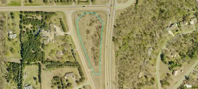 Brainerd Residential Lots & Land For Sale: Xxx Wise Rd & Cnty Rd 3