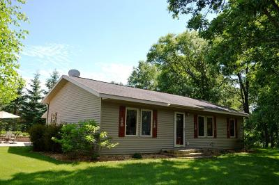 Breezy Point, Crosslake Single Family Home For Sale: 13431 E Shore Road