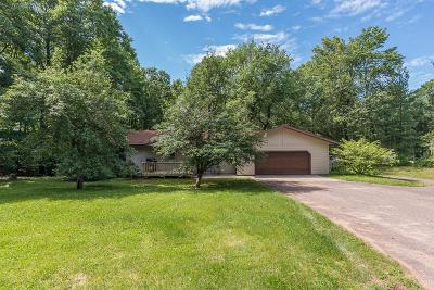 Brainerd Single Family Home Contingent: 16315 Ahrens Hill Road