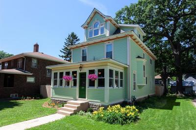 Minneapolis Single Family Home For Sale: 1519 Fremont Avenue N