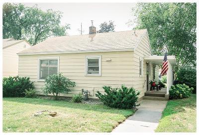 Saint Cloud MN Single Family Home For Sale: $124,900
