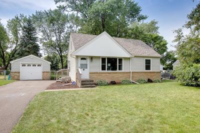 Blaine Single Family Home For Sale: 34 91st Lane NE