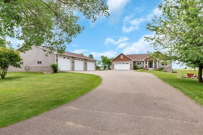 Stearns County Single Family Home For Sale: 10451 127th Street