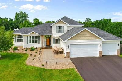 Shakopee Single Family Home For Sale: 1615 Wood Duck Trail