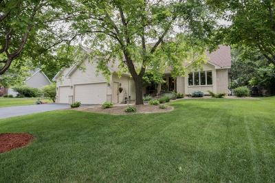 Lakeville Single Family Home For Sale: 18130 Jamaica Path