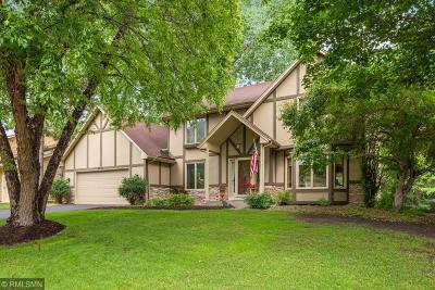 Eden Prairie Single Family Home For Sale: 9811 Woodridge Drive