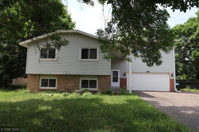 Blaine Single Family Home For Sale: 10288 Hupp Street NE