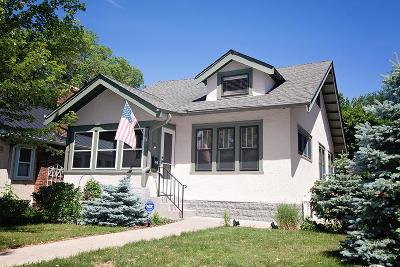 Minneapolis Single Family Home For Sale: 4137 22nd Avenue S