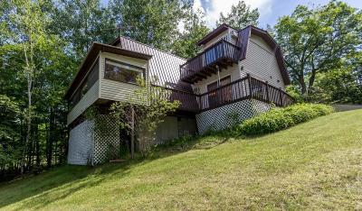 Longville, Hackensack Single Family Home For Sale: 5917 Mackenzie Trail NE