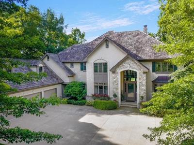 Eden Prairie Single Family Home For Sale: 18230 Bearpath Trail