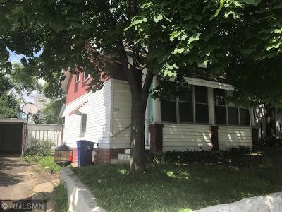 Saint Paul Single Family Home For Sale: 123 Wayzata Street