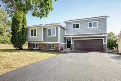 Eden Prairie Single Family Home For Sale: 7211 Divinity Lane