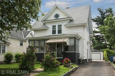 Saint Paul Single Family Home For Sale: 1288 Taylor Avenue W