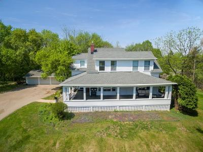 Shorewood Single Family Home For Sale: 5940 Galpin Lake Road