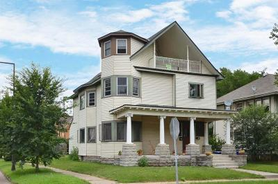 Saint Paul Multi Family Home For Sale: 857 Dayton Avenue