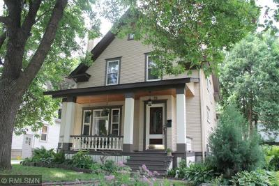 Minneapolis Single Family Home For Sale: 19 W 48th Street