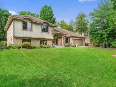 Coon Rapids Single Family Home Contingent: 2240 127th Lane NW