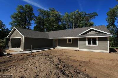 Pequot Lakes Single Family Home For Sale: 7910 Golf Estates Drive