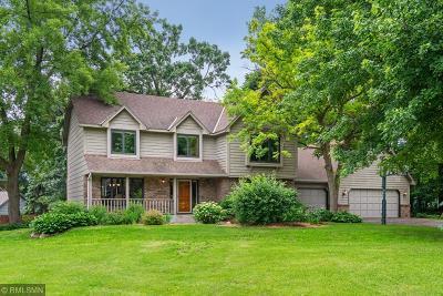 Lakeville Single Family Home For Sale: 18470 Jasper Path