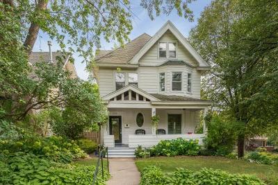Saint Paul Single Family Home For Sale: 2238 Dayton Avenue