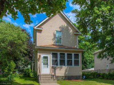 Minneapolis Single Family Home For Sale: 2810 Fremont Avenue N