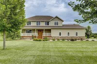 Hudson Single Family Home For Sale: 723 Crosby Drive